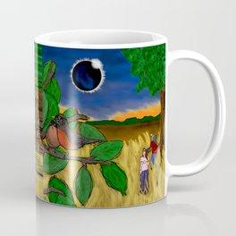 Solar Eclipse Dream Coffee Mug
