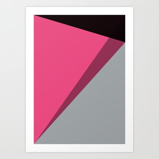 Hindsight (Reprise) Art Print