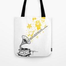 Music Maker Tote Bag