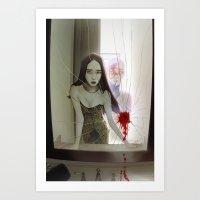 Sycophants Art Print