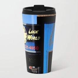 O O'CLock World Travel Mug