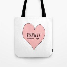 Bonnie McMurray Tote Bag