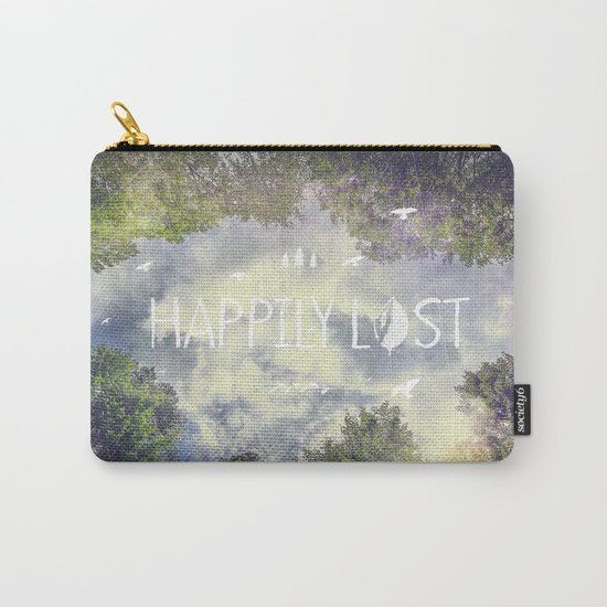 Happily Lost II Carry-All Pouch