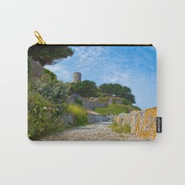 Once Upon a Guernsey Path Carry-All Pouch