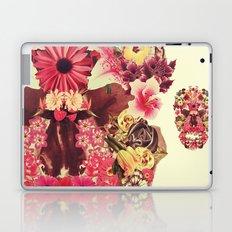 Echinacea Linaria Silene Laptop & iPad Skin