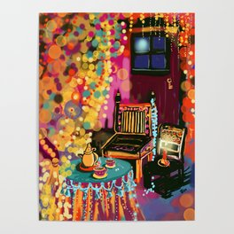 Tea With Gypsies Poster