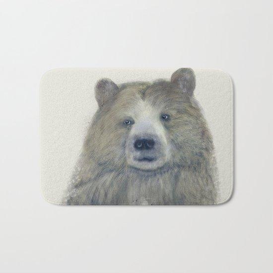 Kodiak Bear Bath Mat