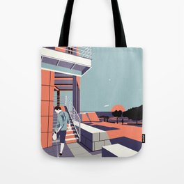 may luck be with you Tote Bag