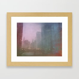 Eastland Framed Art Print