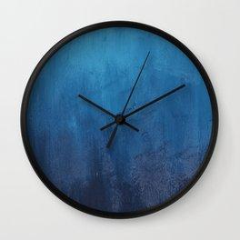 Deep Blue Something Wall Clock