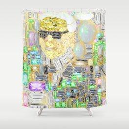 Karl Stones Shower Curtain