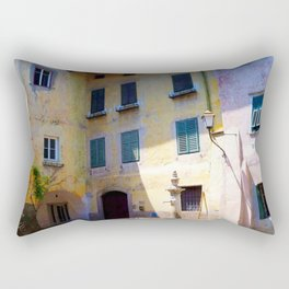 Egna, South Tryol, Italy Rectangular Pillow