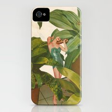 FOLIAGE iPhone (4, 4s) Slim Case