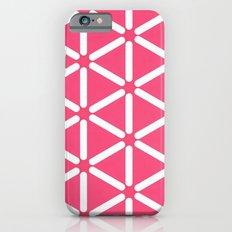 Wildeman Pink iPhone 6s Slim Case