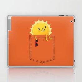 Pocketful of sunshine Laptop & iPad Skin