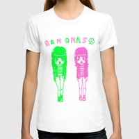 ramones T-shirts featuring Ramonas by IvyPowers