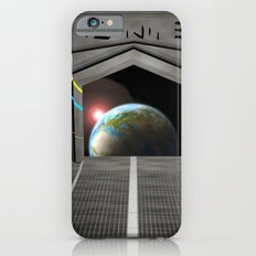 Space Ship Slim Case iPhone 6s