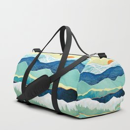 Winter Afternoon Duffle Bag