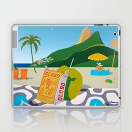 GLOBO COOKIES IN RIO Laptop & iPad Skin