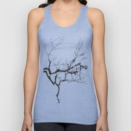 Just a branch Unisex Tank Top