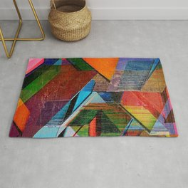 Verticalis Collapse Rug