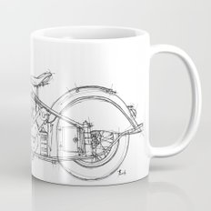 Indian Chief 1948 Mug