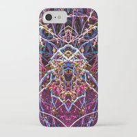 baphomet iPhone & iPod Cases featuring Baphomet 4 by Kevin Kolstad