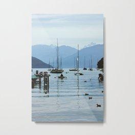Lake Thun Metal Print