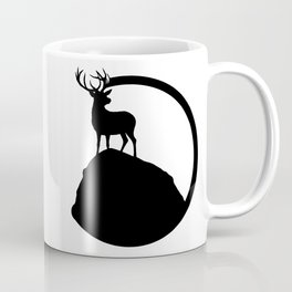 deer pose Coffee Mug