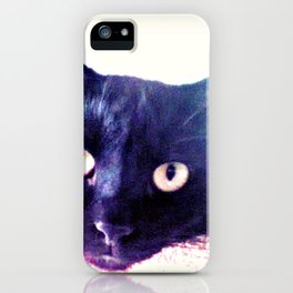 Hector Meow. iPhone Case