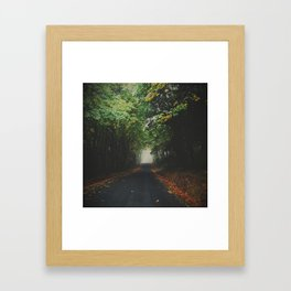 Sleepy Hollow Framed Art Print