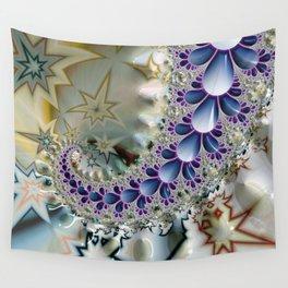 Birth of the Sea Slugs Fractal Wall Tapestry