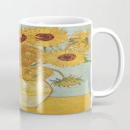 Vincent van Gogh's Sunflowers Coffee Mug