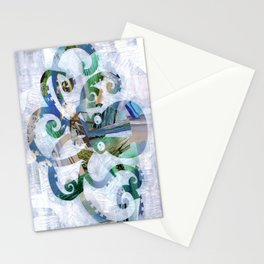 For the love of Octopus Stationery Cards