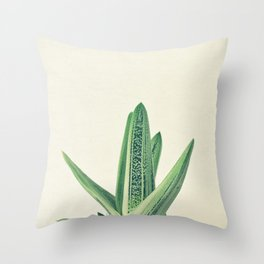 Cactus III Throw Pillow