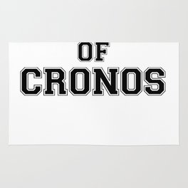 Property of CRONOS Rug