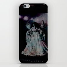 Angels in the night iPhone & iPod Skin