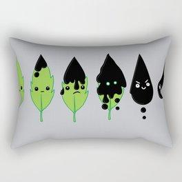 Oily Rectangular Pillow