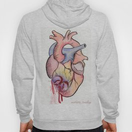 Toxic Heart Hoody