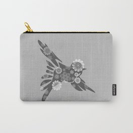 Hippie Bird Carry-All Pouch