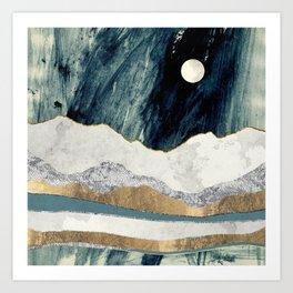 Bold Sky Art Print