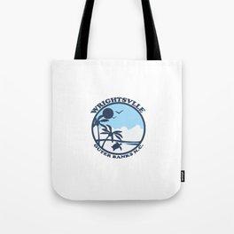 Wrightsville Beach - North Carolina. Tote Bag
