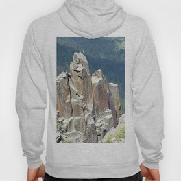 Valley View from Above Landscape Hoody