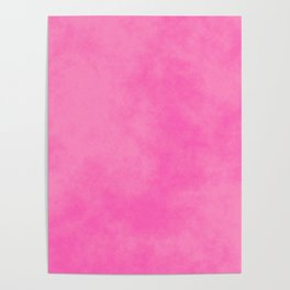 Strawberry Cotton Candy Poster