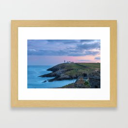 Galley Head,Clonakilty,Co.Cork,Ireland Framed Art Print
