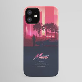 HOTLINE MIAMI ORIGINAL REVAMPED iPhone Case