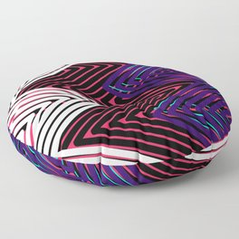 Movin Up by Kimberly J Graphics Floor Pillow