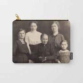 Verschommen Carry-All Pouch