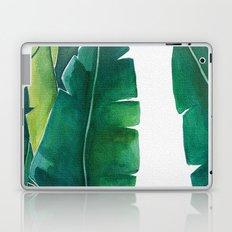 Banana Leaves Wall Art II Laptop & iPad Skin