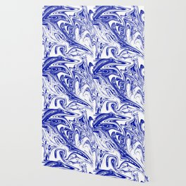 Marble,liquified graphic effect Wallpaper